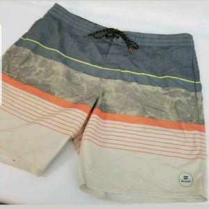 Billabong Board Shorts Swim Beach Summer Trunks Si